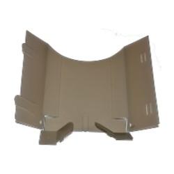 Descente polypro écorce (tube)
